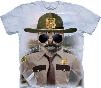 T-Shirt Kitten Trooper