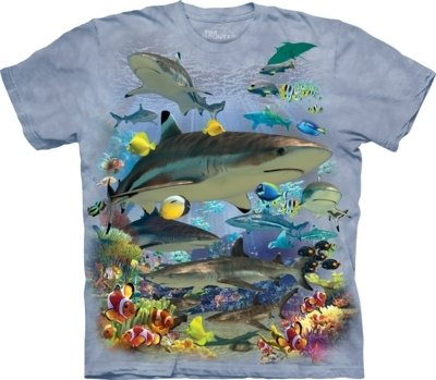 T-Shirt Reef Sharks