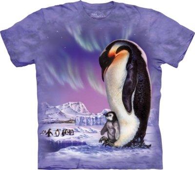 T-Shirt Papa Penguin
