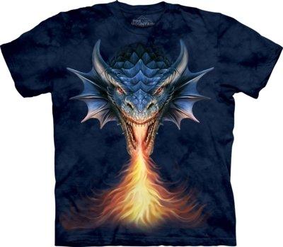 T-Shirt Fire Breather Kids