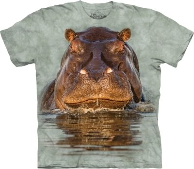 T-Shirt Hippo Kids