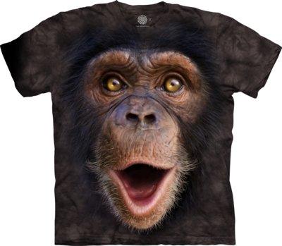 T-Shirt Chimp Kids