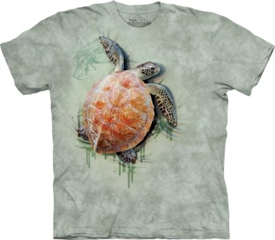 T-Shirt Sea Turtle Climb Kids