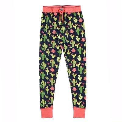 Pyjamasleggings Stuck in Bed Cactus