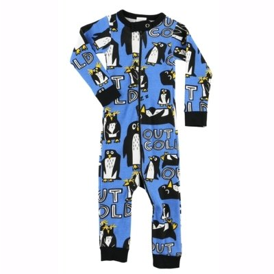 Out Cold Penguin Baby Pyjamas