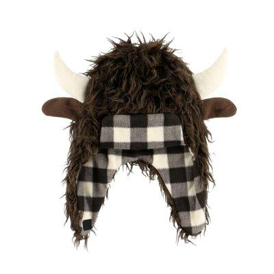 Mössa Buffalo Critter Kids