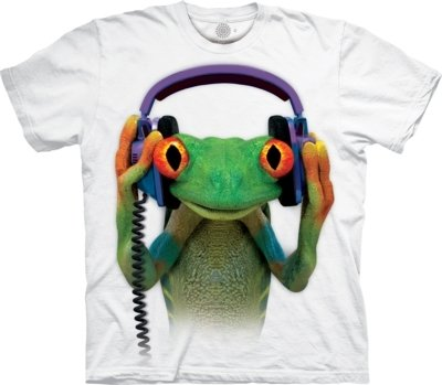 DJ Peace Frog Special Edition Kids