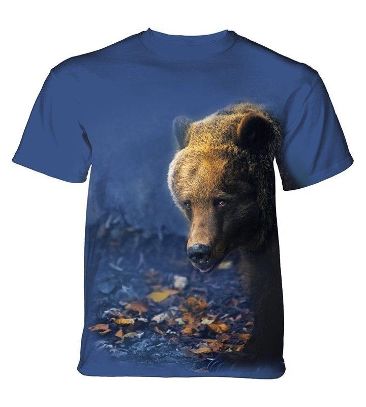 T-Shirt Foraging Bear