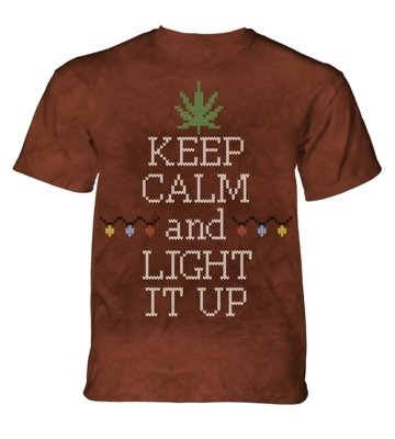 T-Shirt Lit Cannabis