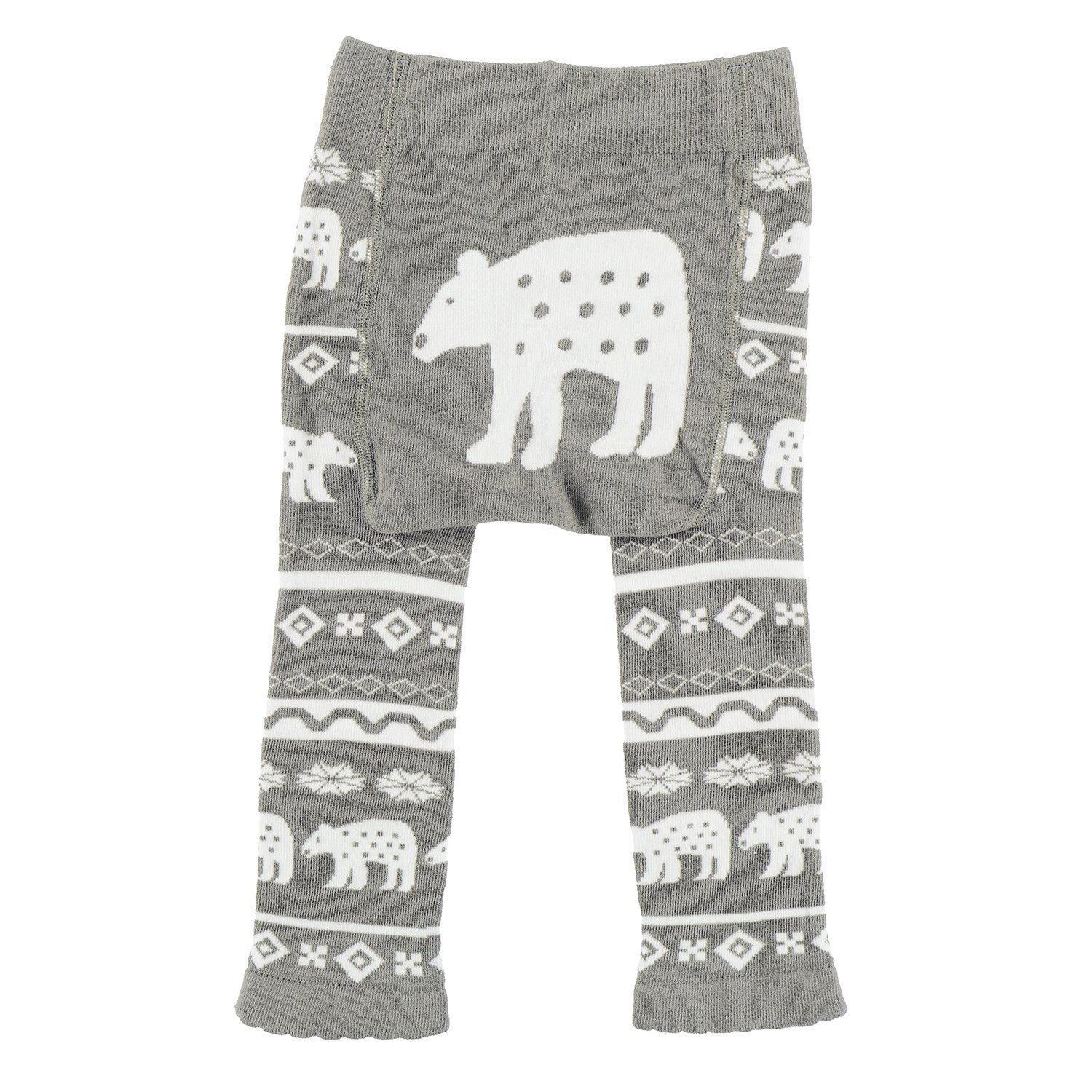 Nordic Bear Baby Leggings