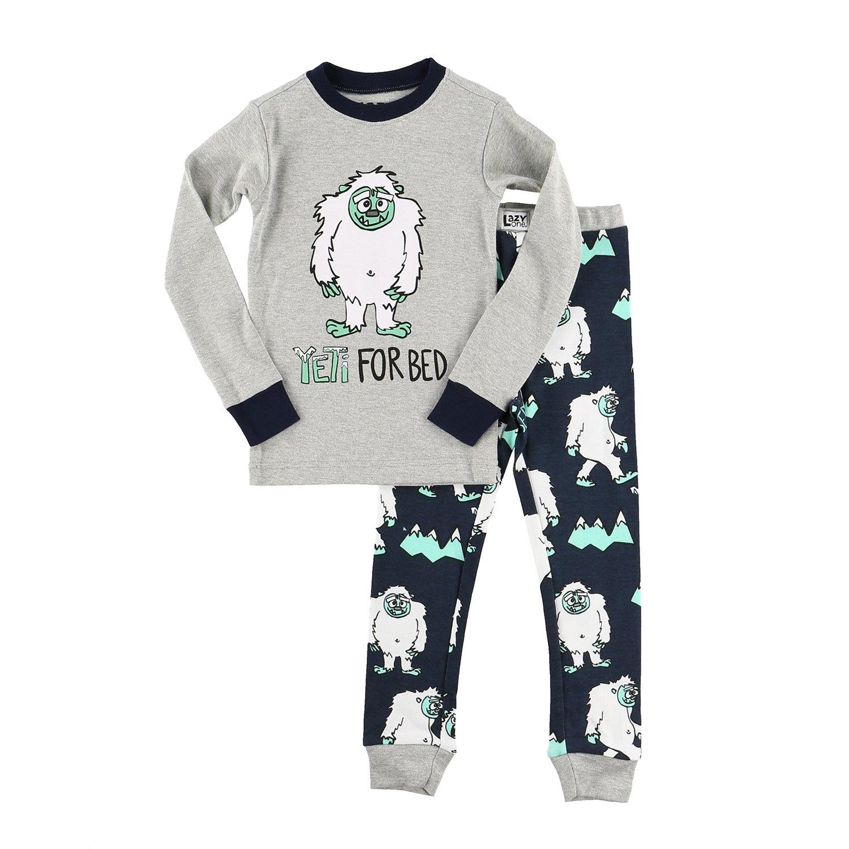 Yeti For Bed Kids - PJ Set