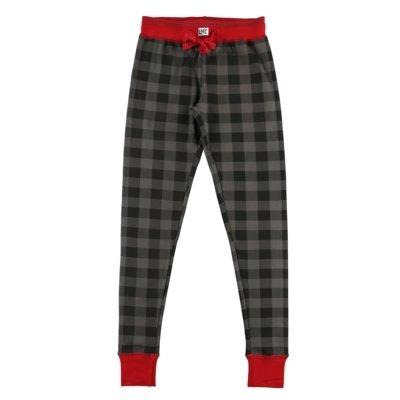 Pyjamasleggings Grey Plaid