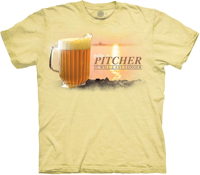 T-Shirt Take a Pitcher