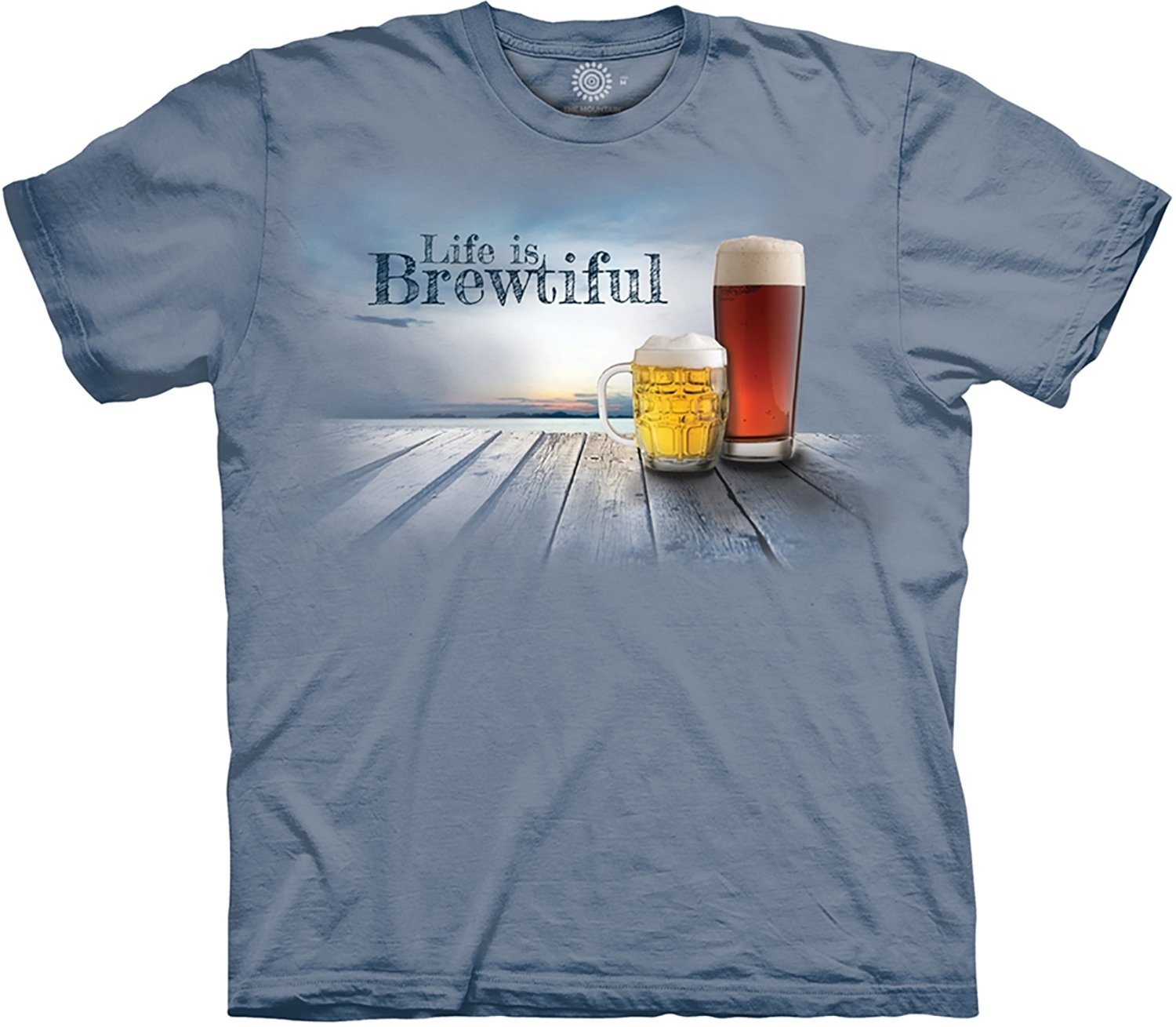 T-Shirt Life Is Brewtiful