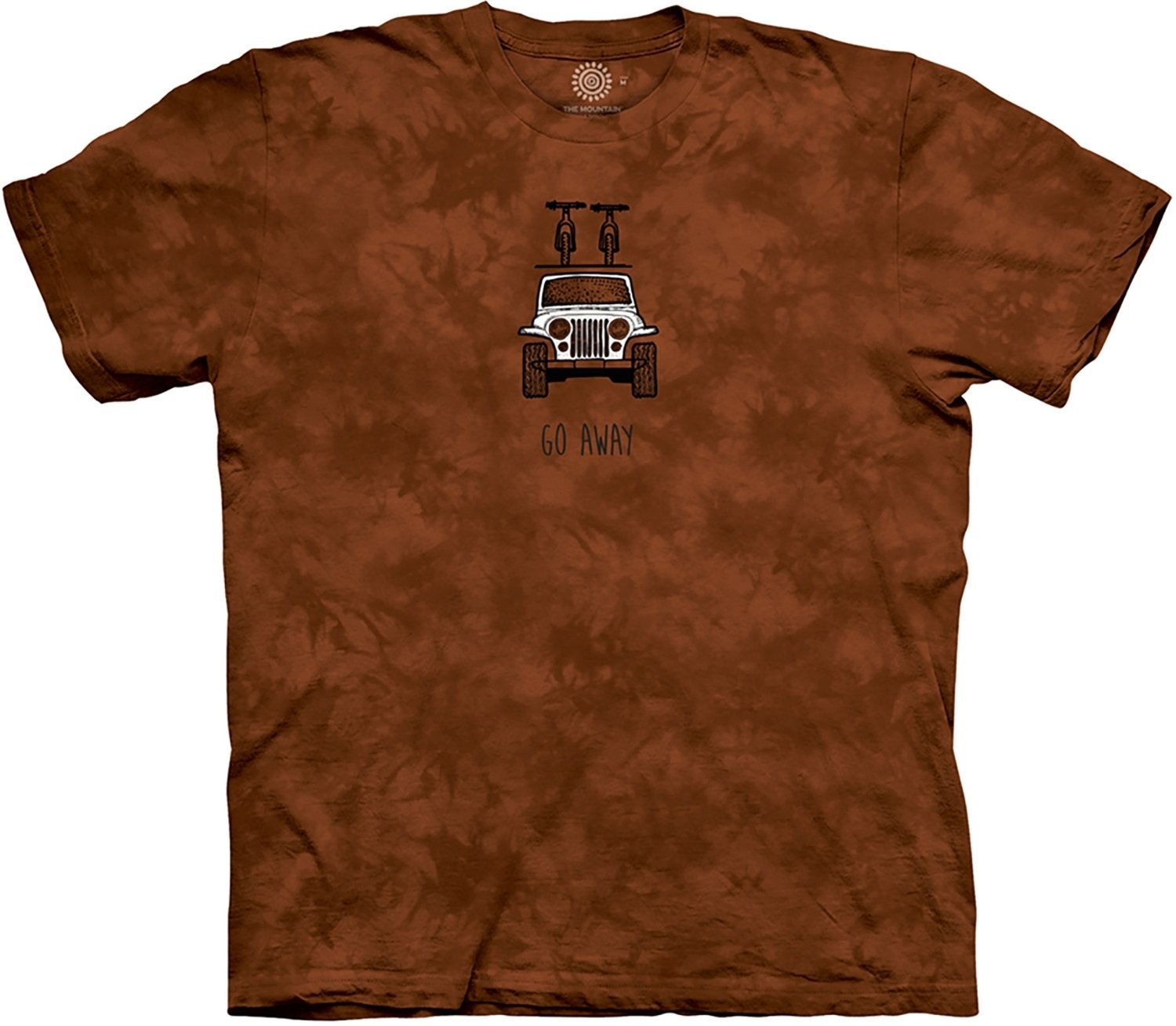 T-Shirt Go Away Jeep