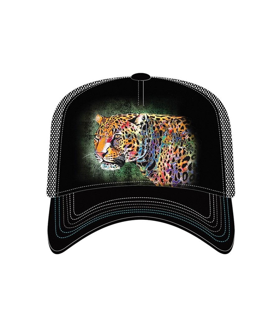 Keps Painted Cheetah