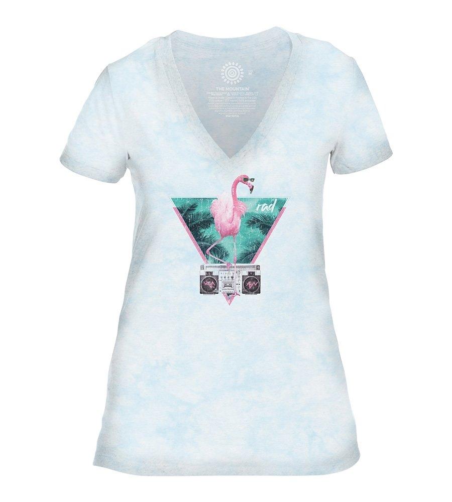 T-shirt Rad Flamingo