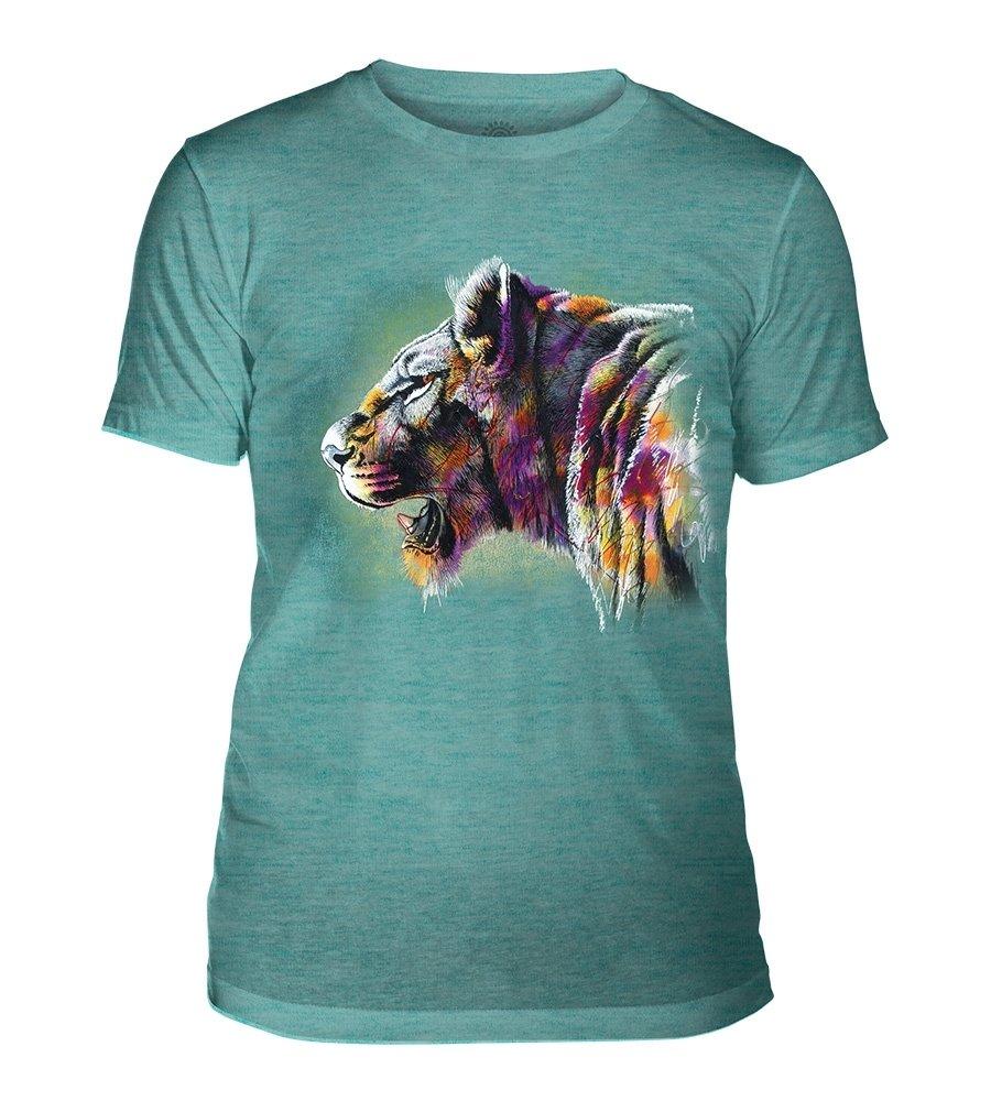 T-Shirt Painted Lion