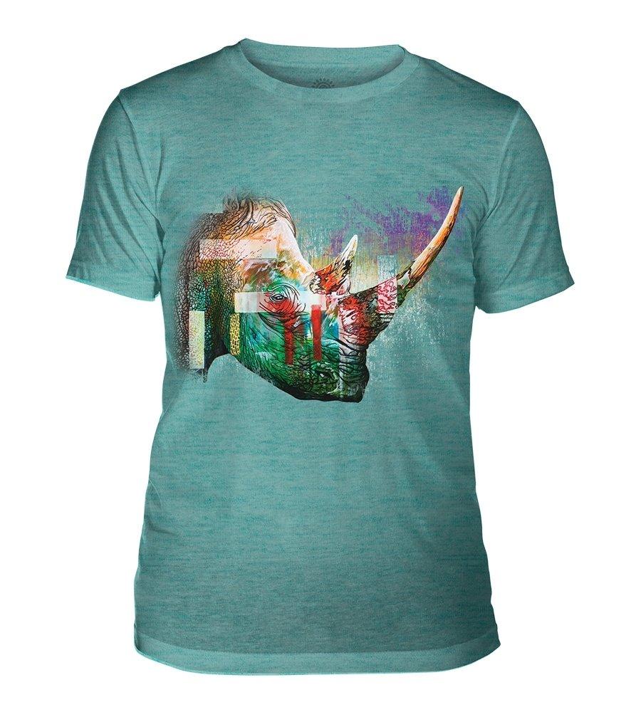 T-Shirt Painted Rhino