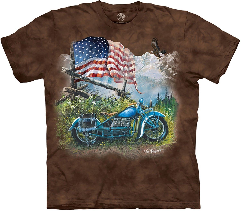 T-Shirt Biker Americana