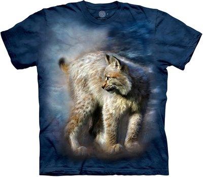 T-Shirt Silent Spirit Lynx