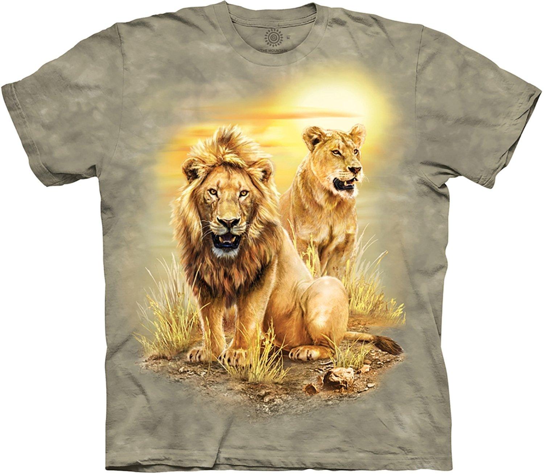 T-Shirt Lion Pair