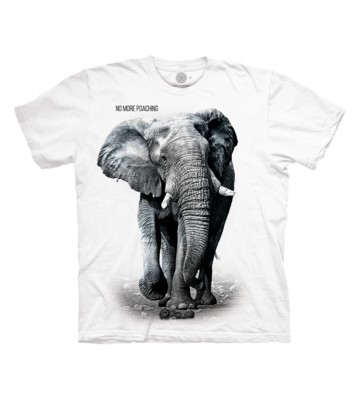 T-Shirt No More Poaching