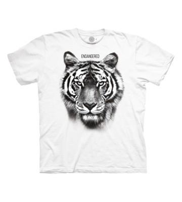 T-Shirt Endangered White