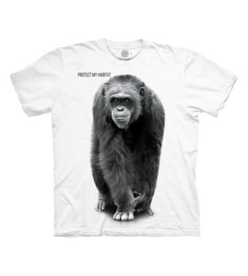 T-Shirt Protect My Habitat