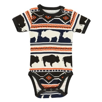 Buffalo Fair Isle Body