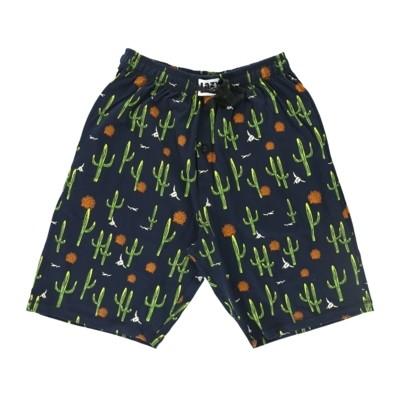 Cactus PJ Shorts