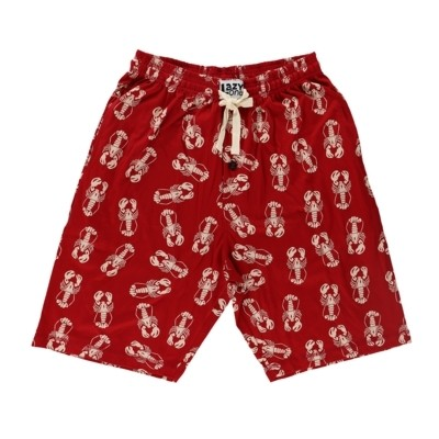 Lobster PJ Shorts