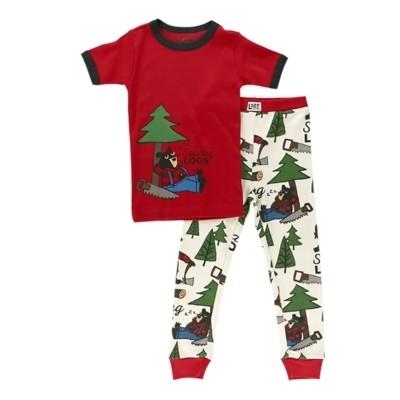 Sawing logs Kids - PJ Set
