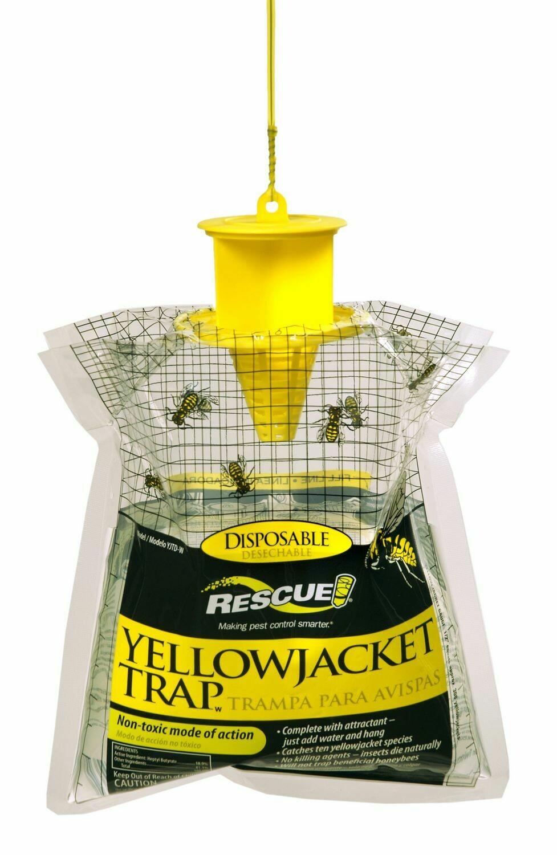 Rescue Wasp Trap - Single Trap