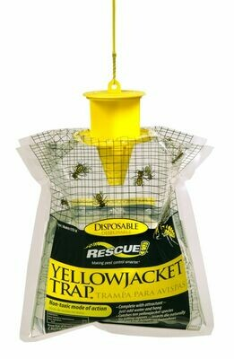 Rescue Wasp Trap - Single Trap