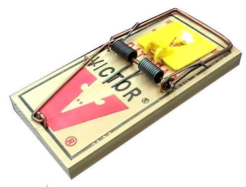Easy Set Rat Trap - 3 Pack