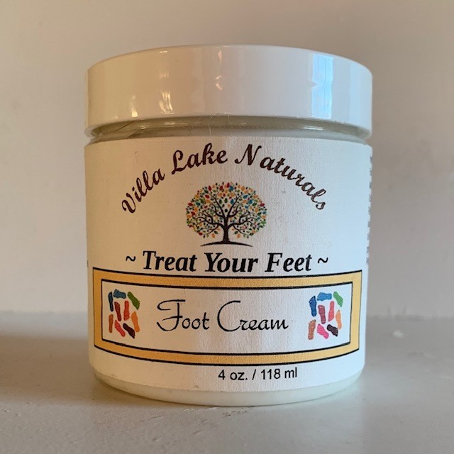 Treat Your Feet! ~ Shea Butter Foot Cream 4 oz.