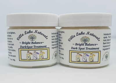 Face & Body ~ Bright Balance Dark Spot Treatment 2oz.
