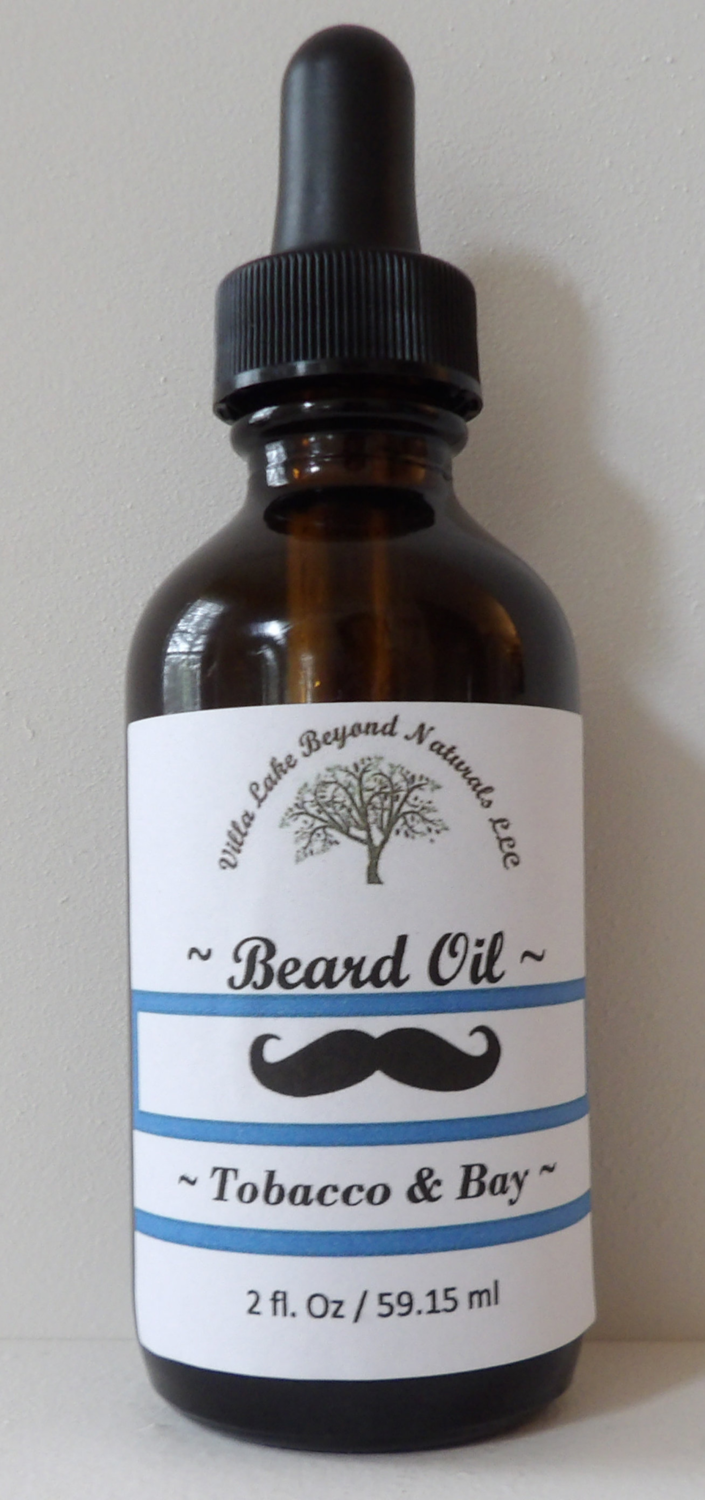 Men's Shoppe ~ Nourishing Beard Set - Choose from Options Available