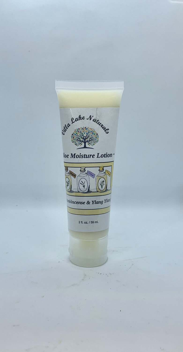 Face ~ Aloe & Shea Facial Moisturizer Lotion 2 oz.
