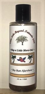 Men's Shoppe ~ Bay Rum Aftershave
