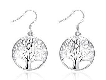 Jewelry/Earrings ~ Tree of Life Earrings