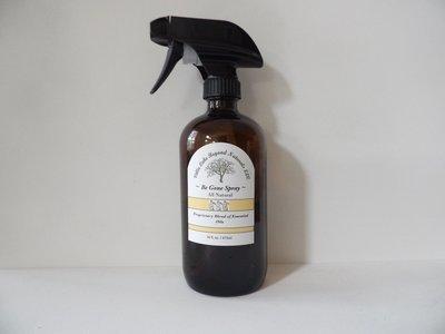 Natural Home ~ Be Gone Spray - Glass with Trigger Sprayer 16 oz.