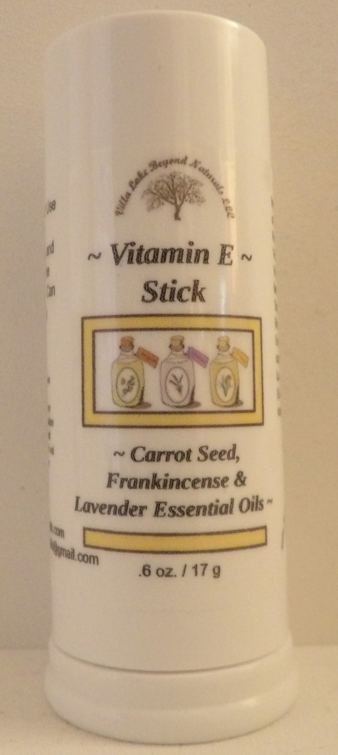 Face ~ Vitamin E Stick  .6 oz.