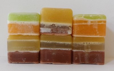Natural Home ~ Sink Disposal Cleaner Cubes (8) - Choose Scent