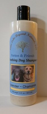 Norton & Friends ~ Soothing Shampoo for Dogs 13 oz.