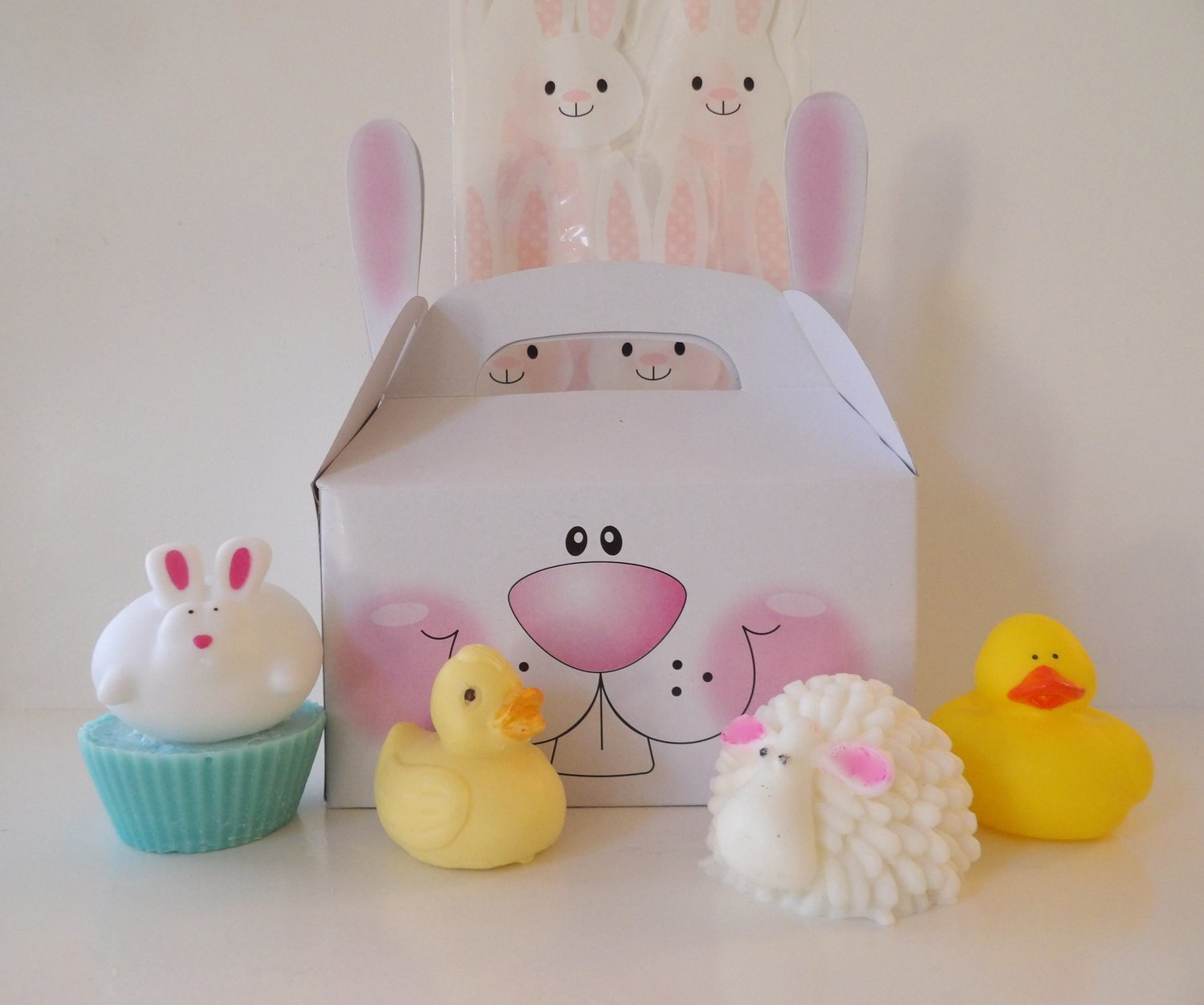 Soap ~ Kids' Happy Spring Gift Package