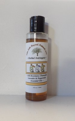 Face - Herbal Blend Astringent 4 oz.