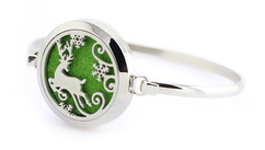 Jewelry/Bracelet ~ Aromatherapy Bracelet - Holiday Deer