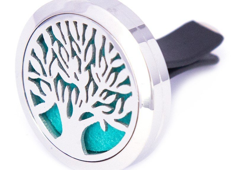 Jewelry ~ Aromatherapy Car Vent Diffuser - Tree of Life